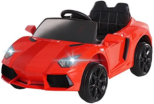 Actionbikes Motors Kinder Elektroauto Super Sport - Ledersitz - Mp3 - USB - SD -...