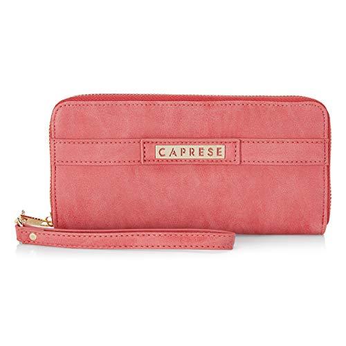 Caprese Women's Wallet (Coral)