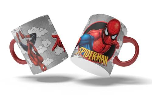 Taza Spiderman 08