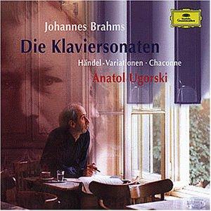 Klaviersonaten 1-3/Variationen/Chaconne