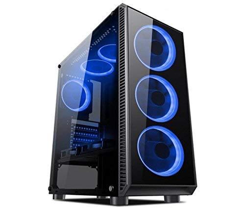 L-link Avatar LED Azul USB 3.0 con Ventana