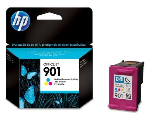 Hewlett Packard CC656AEABD Patrone HP Nr901 cymaye CC656AEABD 360Seiten