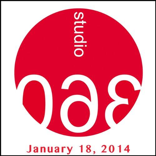 Studio 360: Matthew McConaughey & DIY Vermeer audiobook cover art