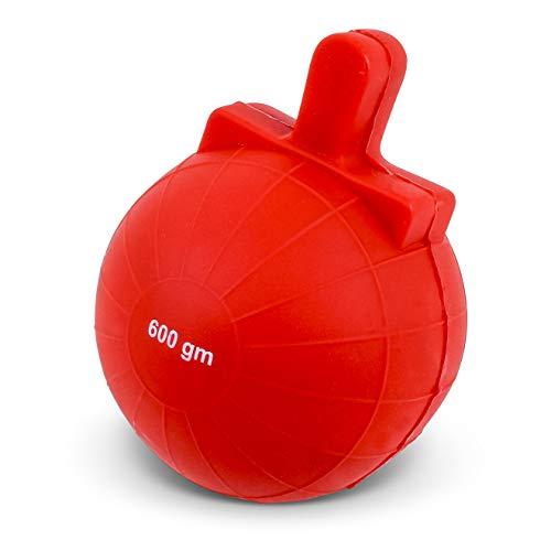 Vinex Speerwurfball/Nockenball 600 Gramm für Speerwurftraining