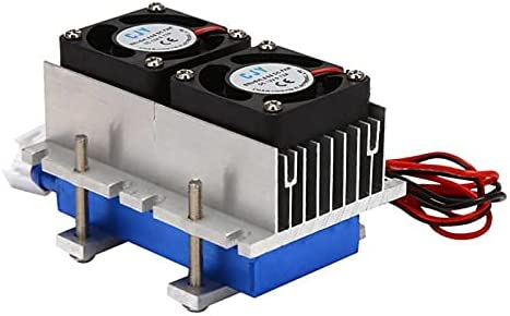 SODIAL 144W Thermoelectric Cheap bargain Peltier 12V Cooler Ranking TOP4 Semi Refrigeration