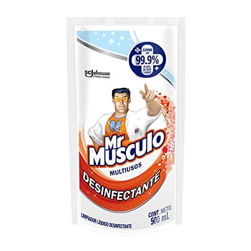 pato mr musculo fabricante Mr Musculo Pato