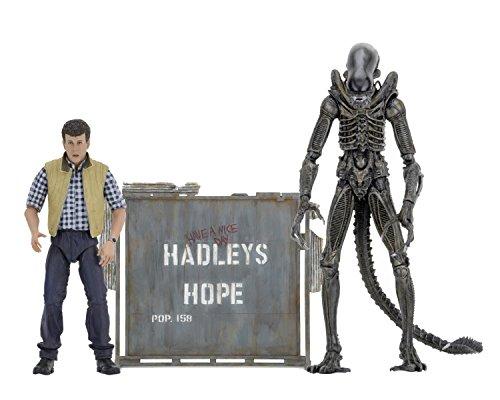 NECA Aliens - 7' Scale Action Figures – Hadley's Hope Set