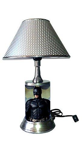JS Batman Lamp with Shade