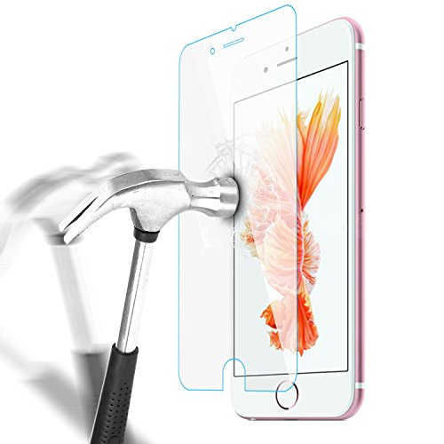 """Bestwe iPhone 6S Plus Vetro temperato Pellicola Protettiva in Vetro temperato Protezione dello Schermo per iPhone 6s Plus/iPhone 6Plus 5.5"""""""