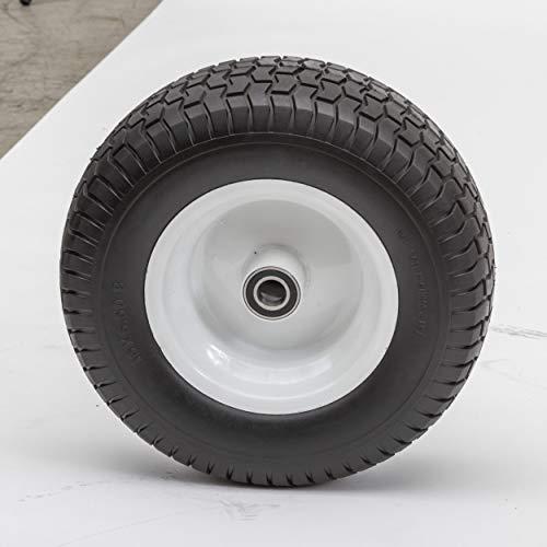 Lapp wheels 16x6.50-8 Wheel and Tire, Flat Free,1