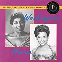 Dinah Washington & Lena Horne