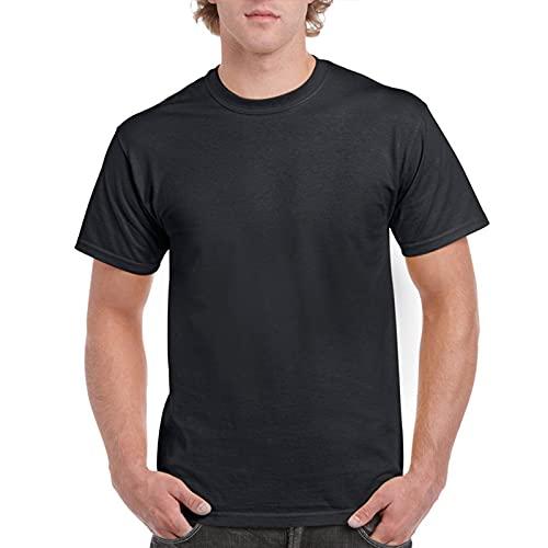 SSBZYES Camiseta para Hombre Camiseta De Verano De Manga Corta para Hombre Camiseta De Verano para Hombre Camiseta De Cuello Redondo De Color Sólido Camiseta Holgada Y Cómoda De Algodón