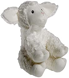 Gund Jesus Loves Me Lamb Musical Stuffed Animal
