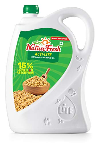 Nature Fresh Soyabean Oil 5 Litre Jar