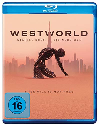 Westworld - Staffel 3 [Blu-ray]