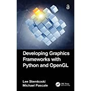 FREE - Kindle Edition PRE-ORDER - Developing Graphics Frameworks with Python and OpenGL (Hardcover is $147.20)