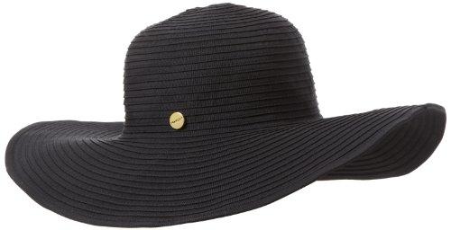 Seafolly Damen Lizzy Hat Sonnenhüte, Schwarz (Black), One Size (Herstellergröße:O/S)
