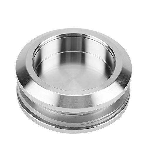 Garosa 304 Edelstahl Glas Schiebe Duschtür Runde Griff Zugknopf für Home Badezimmer