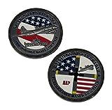 US Air Force Raytheon APS-137 Radar Challenge Coin