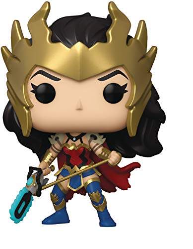 Pop! Heroes DC Death Metal Wonder Woman Vinyl Figure
