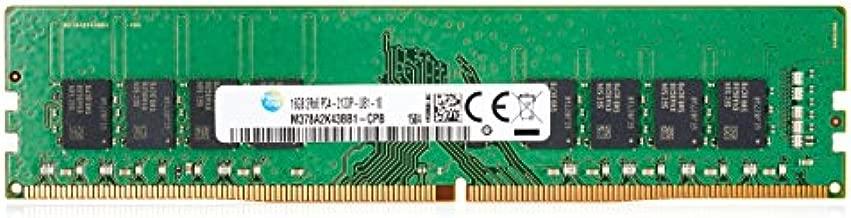 HP 3TK87AT DDR4-8 GB - DIMM 288-Pin - 2666 MHz/PC4-21300 - 1.2 V - Unbuffered - Non-ECC - for 285 G3, 290 G2, EliteDesk 705 G4, 800 G4, ProDesk 400 G5, 600 G4