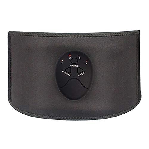 Tongina ABS Trainer Muscle Stimulator EMS Ab Toner Belt Abdominal Exerciser Abs Toner Stomach Toning Belt - Style2