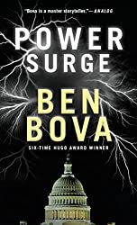 Cover of Power Surge by Ben Bova