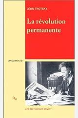 Révolution permanente (La) Capa comum