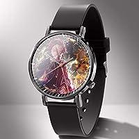 鬼滅の刃腕時計 カジュアルファッションウォッチボーイウォッチクオーツウォッチ (鬼滅の刃炭治郎73)