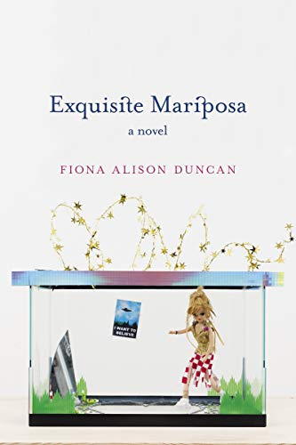 Exquisite Mariposa: A Novel (English Edition)