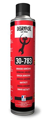 Degryp'oil 30-783 Graisse adhésive, Jaune, 300 ml