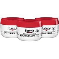 3-Pack Eucerin 4oz Original Healing Cream (Fragrance Free)