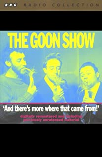 The Goon Show, Volume 5     And There's More Where That Came From              By:                                                                                                                                 The Goons                               Narrated by:                                                                                                                                 The Goons                      Length: 2 hrs and 3 mins     1 rating     Overall 3.0