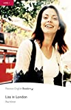 Lisa in London CD Pack (Book & CD) (Pearson English Graded Readers)