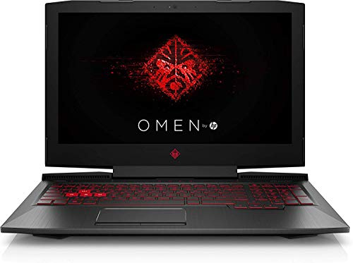 OMEN by HP 15-inch Gaming Laptop, FHD IPS Display, Intel i7-8750H 2.2GHz, NVIDIA GeForce GTX 1060 6GB, 16GB RAM, 256GB SSD, 1TB SATA, Win10H, 15-ce198wm (Renewed)