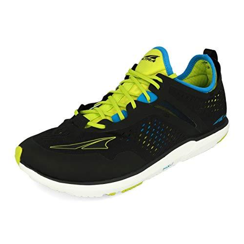 ALTRA Men's AFM1923G Kayenta Road Running Shoe, Black/Lime - 11 D(M) US