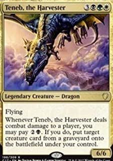 Best mtg teneb the harvester Reviews