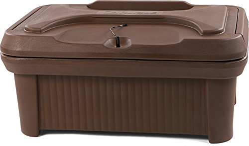 For Sale! Carlisle XT160001 Slide 'N Seal Top Loader, 6-Inch, Brown