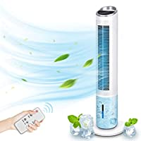 Trustech 40 Inch Portable Oscillating Tower Fan