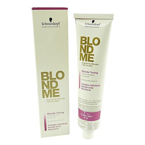 Schwarzkopf Blond Me Blonde Toning Strawberry, 60 ml