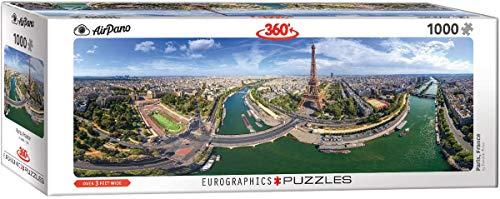 Eurographics 60105373 Paris France - Puzzle , color/modelo surtido