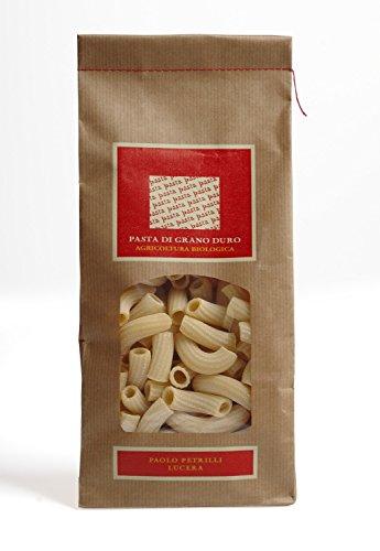 Pasta Bio Tortiglioni 500 gr. - La Motticella Paolo Petrilli