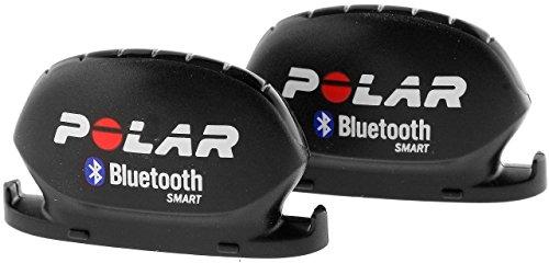 Polarer Geschwindigkeits- / Trittfrequenzsensor (Combo-Set) Bluetooth Smart, schwarz, S, 91053157