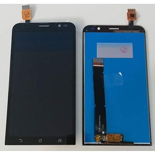 HOUSEPC Touch Screen Vetro + LCD Display per ASUS Zenfone Go LTE Zb551kl X013d Nero