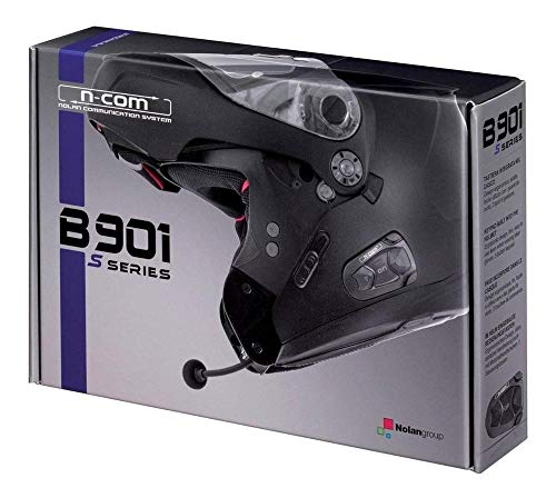 Nolan N-Com B901 S für N91/Evo / N90-2 / G9.1 Evolve / G4.2 Pro Kit