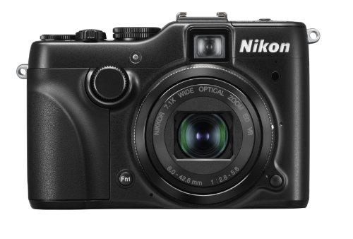 Nikon COOLPIX P7100 10.1 MP Digital Camera with 7.1x Optical Zoom NIKKOR ED Glass Lens and 3-Inch Vari-Angle LCD