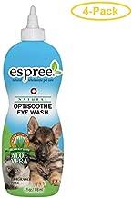 Espree Optisoothe Eye Wash 4 oz - Pack of 4