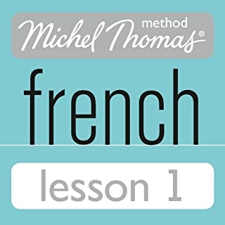 Michel Thomas Beginner French Lesson 1 cover art