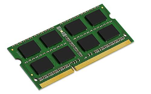 Kingston ValueRAM 8GB 1600MHz DDR3L NonECC CL11 SODIMM 1.35V KVR16LS11/8 Memoria Portátil