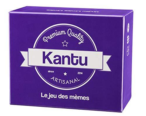 Kantu - Le jeu des memes - Par les créateurs de Limite Limite - Jeu de Cartes - Jeu de Société Adulte pour Apéro & soirées